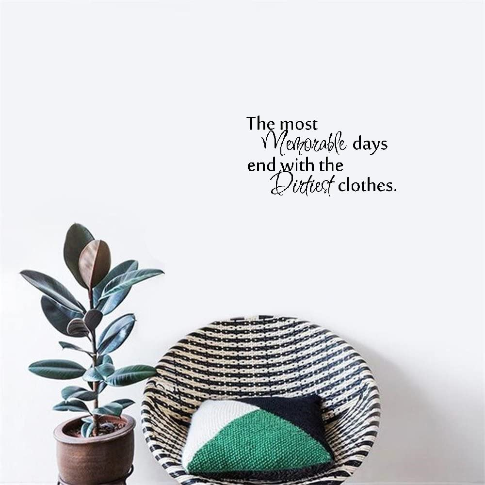 com fghdfp removeable wall sticker home art quotes laundry