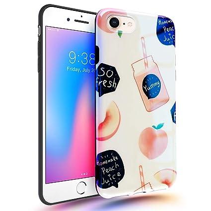 Amazon.com: GVIEWIN - Carcasa para iPhone 8 (silicona ...