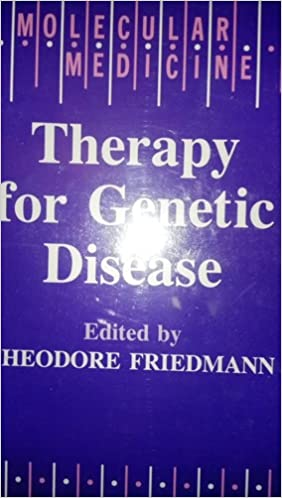 Book Therapy for Genetic Disease (Molecular Medicine)