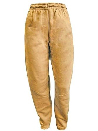 MA ONLINE - Pantalones de chándal para Mujer (Forro Polar ...