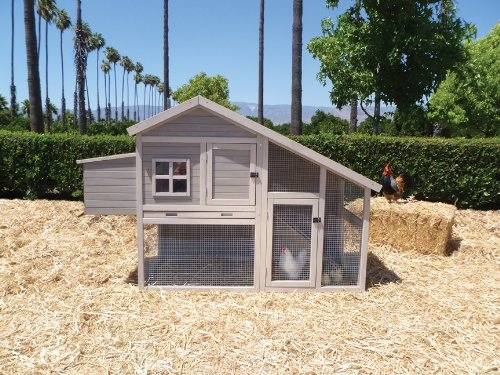 Extreme Habitats (The Animazing Extreme Cape Cod Coop - Habitat solution for chickens or rabbits!)