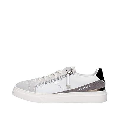 Cesare P. By Paciotti PETJK4229MH Sneakers Uomo Bianco 40