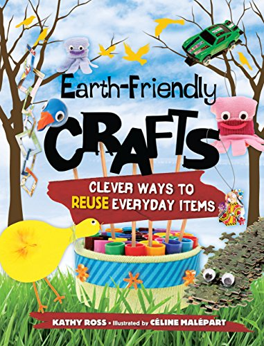 Earth-Friendly Crafts: Clever Ways to Reuse Everyday