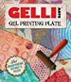 Gelli Arts Gel Printing Plate 12X14 Inches