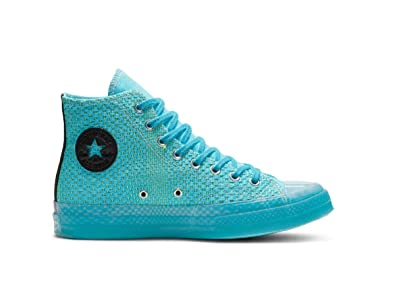 wholesale dealer 4177b 584e2 Converse Scarpa Chuck 70 HI Uomo blu ss19: Amazon.co.uk ...