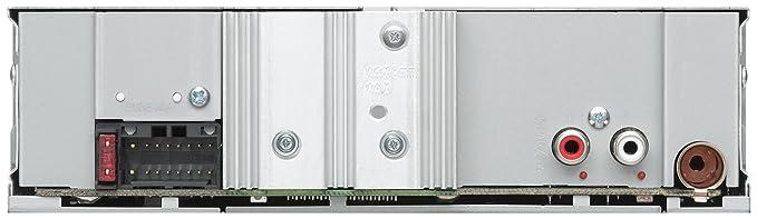 Amazon.com: JVC KD-X252 Single DIN USB Aux FM AM Radio Digital Media Car Stereo (No CD): Car Electronics