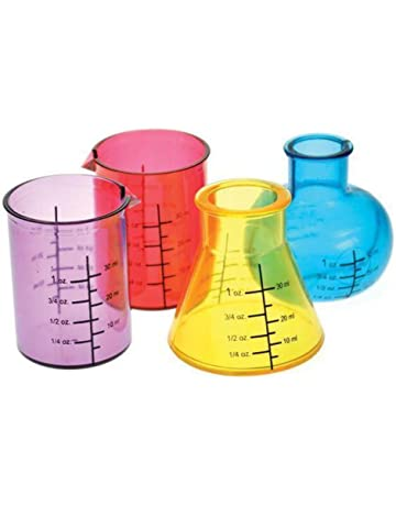 Vasos de Chupito Chemistry Th3 Party (pack de 4)