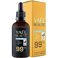 Sérum facial con Vitamina C y ácido hialurónico puro ● 99% natural ● tónico facial con efecto antiarrugas y antiedad…