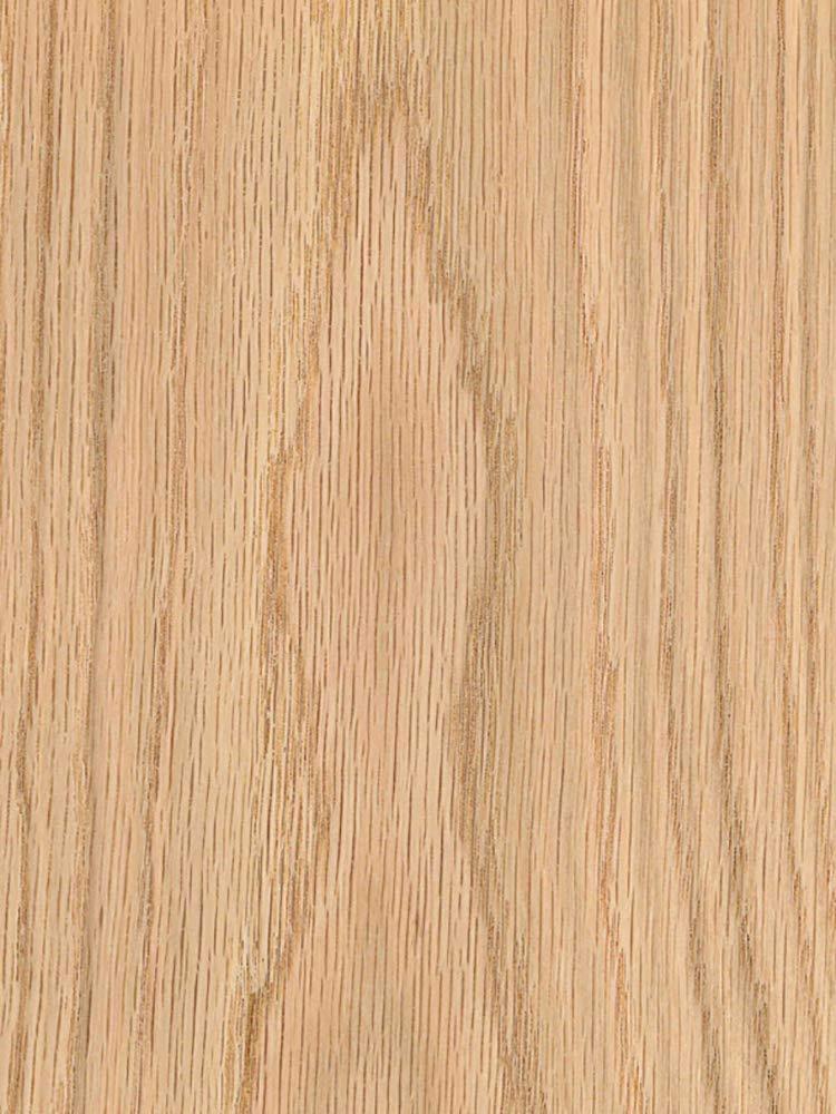 Veneer Tech White Oak Wood Veneer Plain Sliced 10 Mil 4' X 8' by Veneer Tech