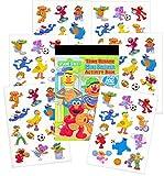 Sesame Street Reward Stickers & Activity Book - 100 Stickers!