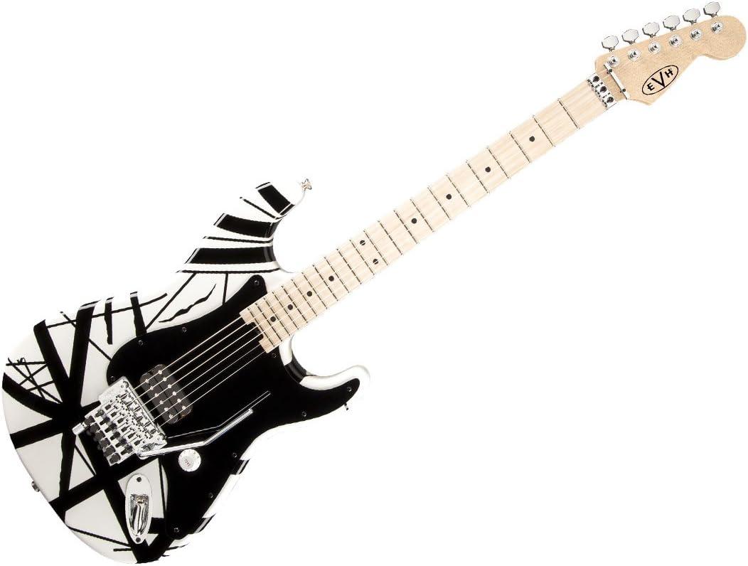 Striped Series WBS White/Black Stripes: Amazon.es: Instrumentos ...