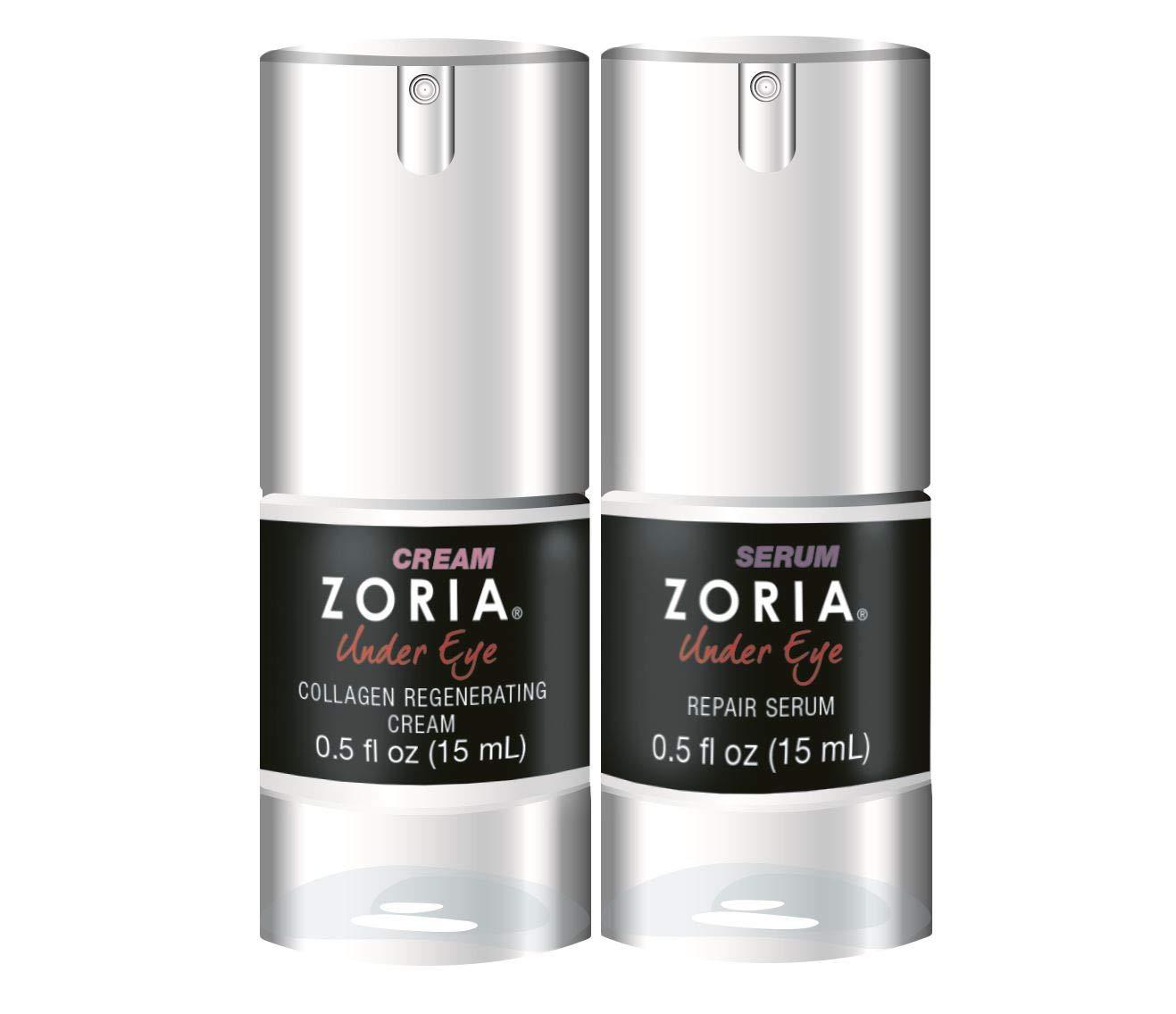 Zoria Under Eye Dual Treatment Kit