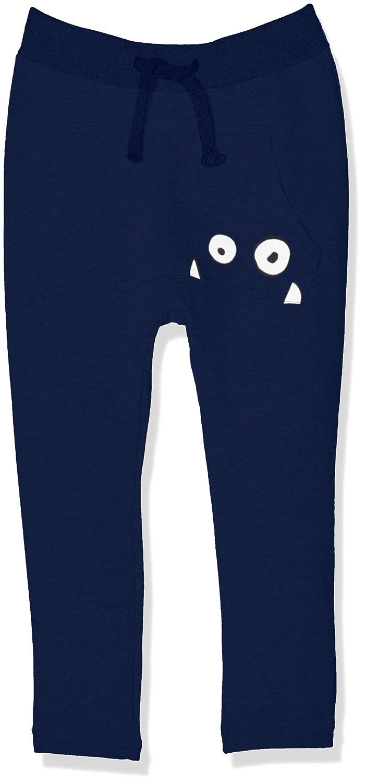 Name It Baby Boys' Nmmoldrik SWE Pant Baggy Slim Box Bru Trouser 13157427