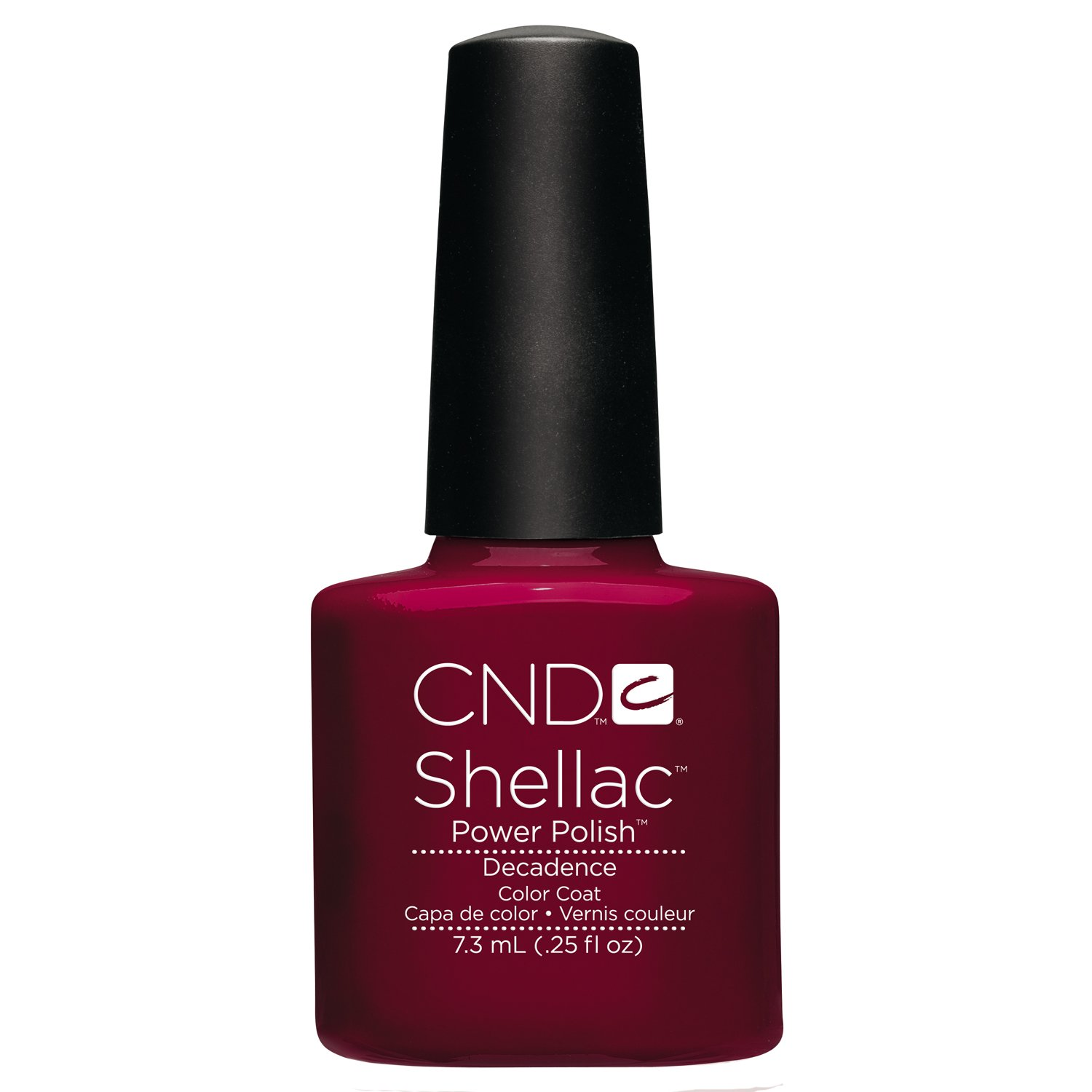 CND Shellac Power Polish Gel UV Base and Top Coat    ml  Amazon co     Amazon co uk