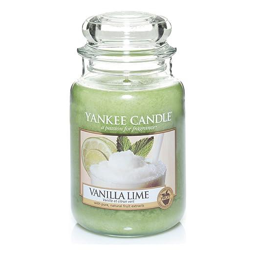 94 opinioni per Candela Vanilla Lime- Giara Grande