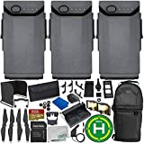 Everything You Need Ultimate Accessory Bundle (3-Battery Mavic Air)