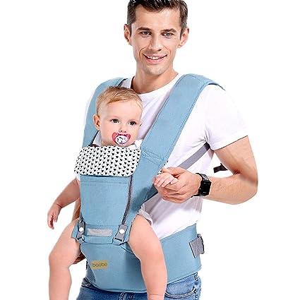 buona vendita qualità eccellente ottenere a buon mercato Arkmiido Marsupio per bebè, sedile ergonomico, zaino 3 in 1 per ...