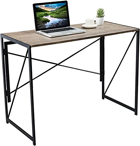 Home Office Desk 39″ Easy Assemble Office Desk