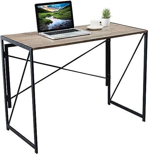 Home Office Desk 39″ Easy Assemble Office Desks