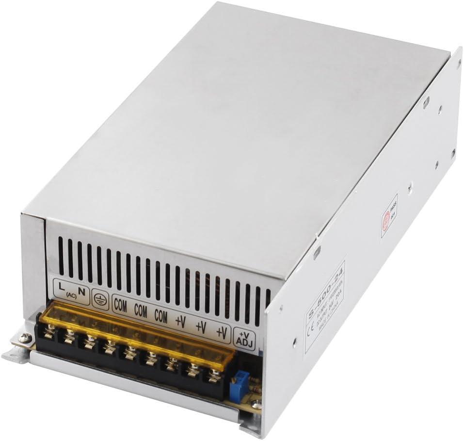X-Dr DC 24V 20A 480W Adaptador de interruptor de fuente de alimentación LED de salida única (f419971c7460e4c1c612076e68d40c6e)