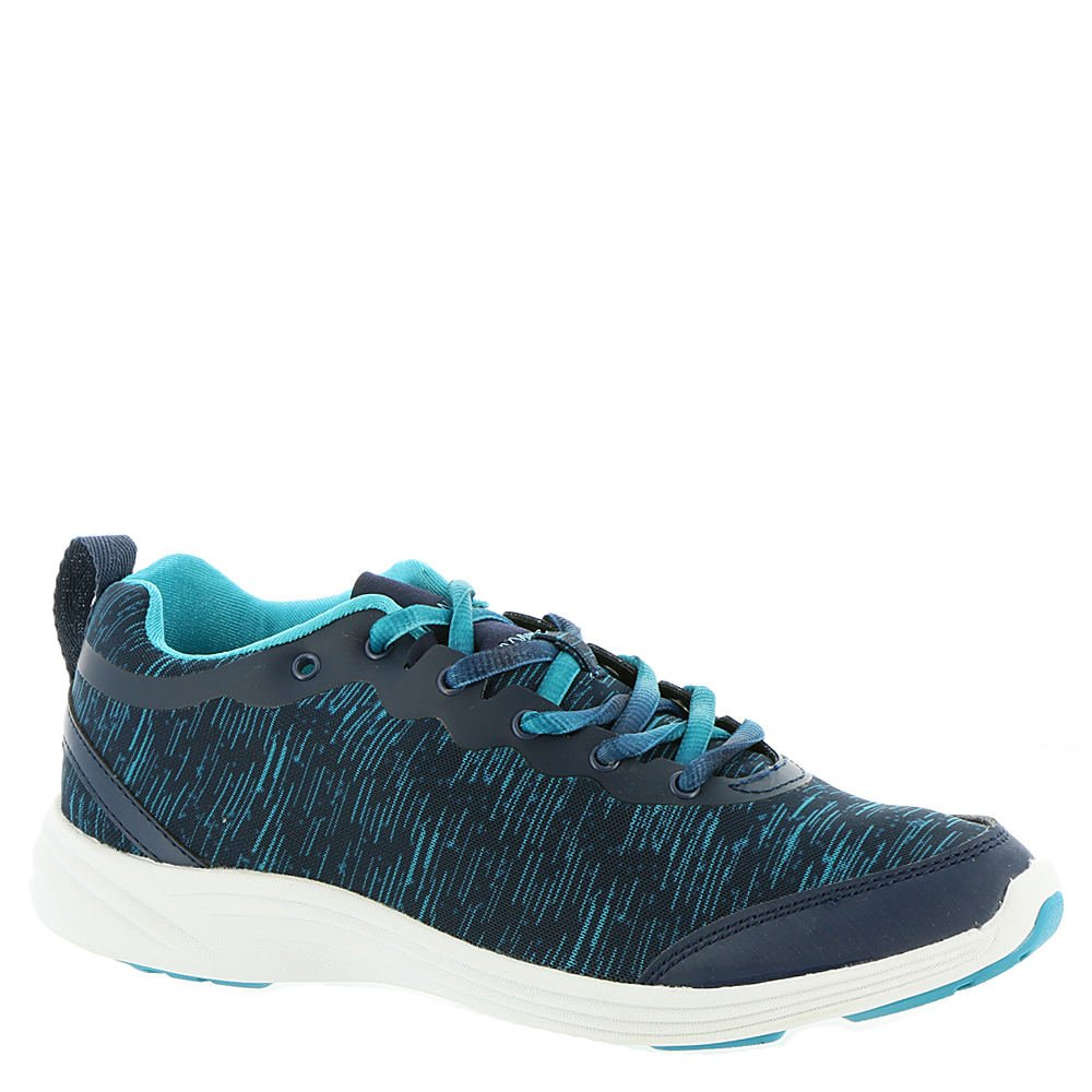 Vionic with Orthaheel Technology Womens Fyn Active Sneaker,Navy,US 7.5 M