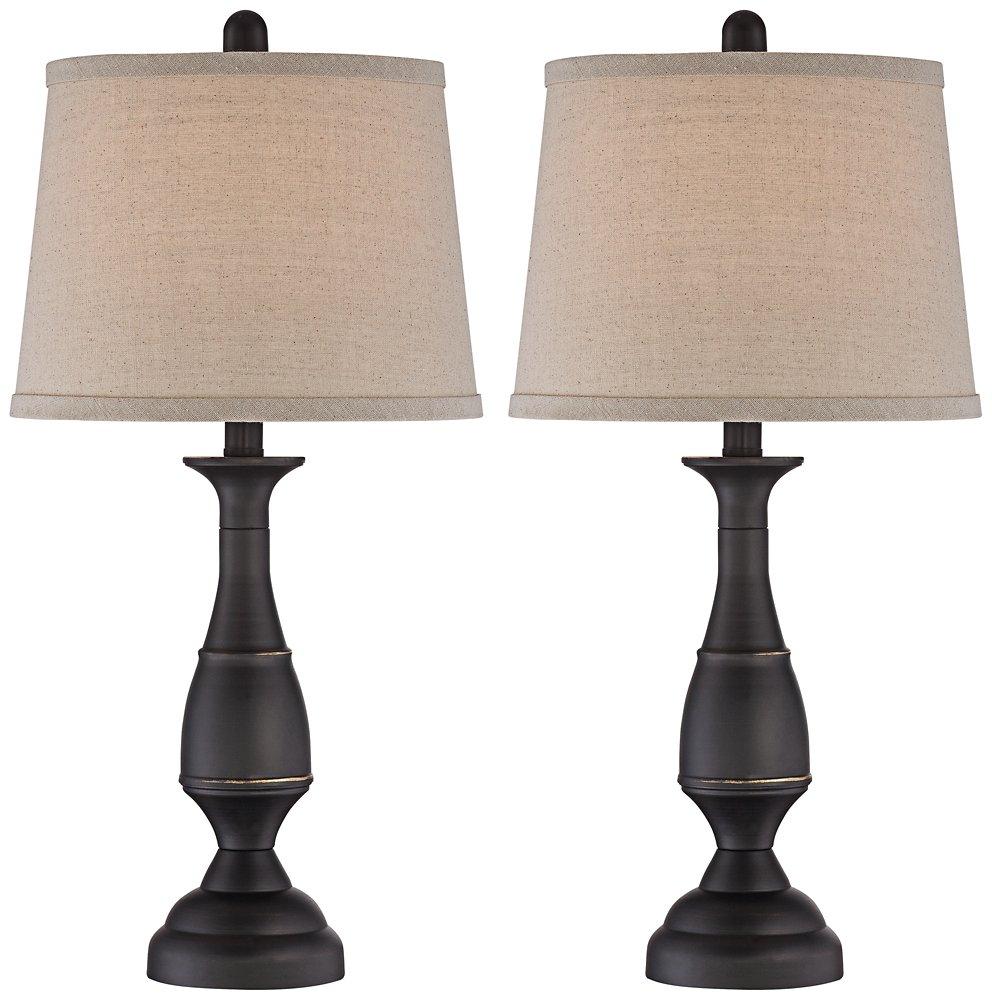 Bedroom Table Lamps: Amazon.com