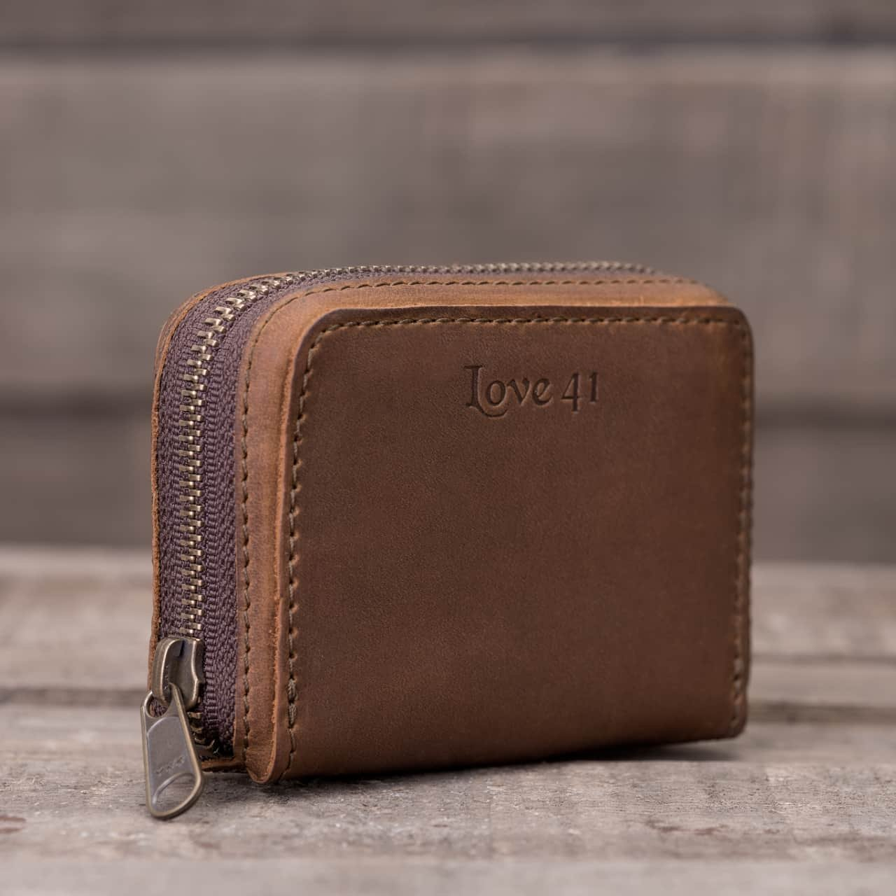 Love 41 Accordion Credit Card Wallet Includes 41 Year Warranty by love (Image #3)