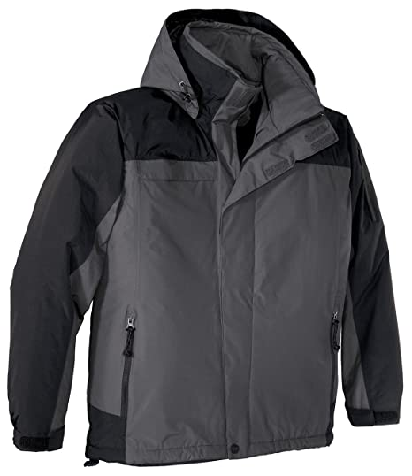 1aa202e64 Port Authority Men's Big and Tall Waterproof Jacket at Amazon Men's  Clothing store:
