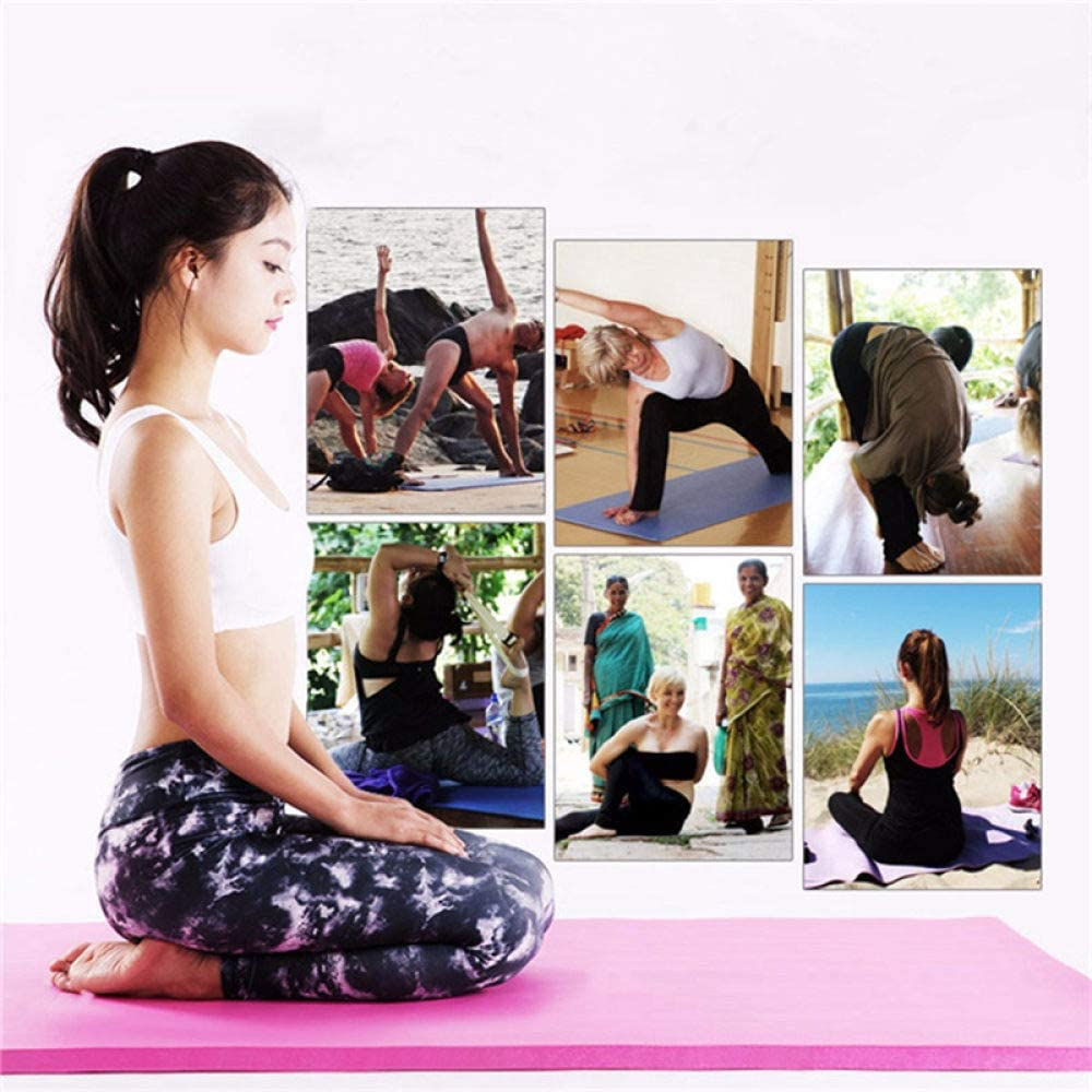 Estera de Yoga y Ejercicios de GUATANGT
