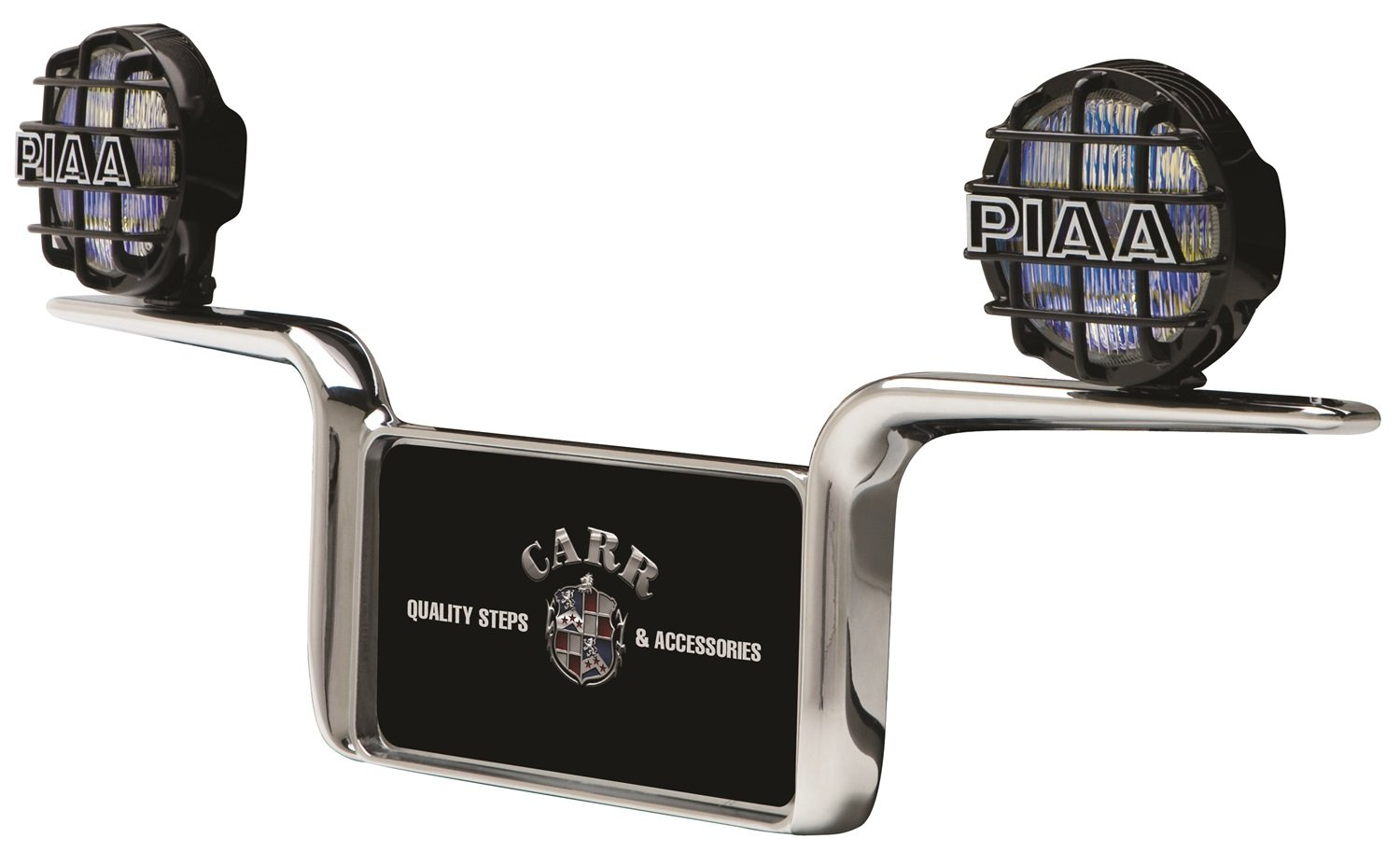 Carr\'s 167303 Light Wing XC3 Chrome