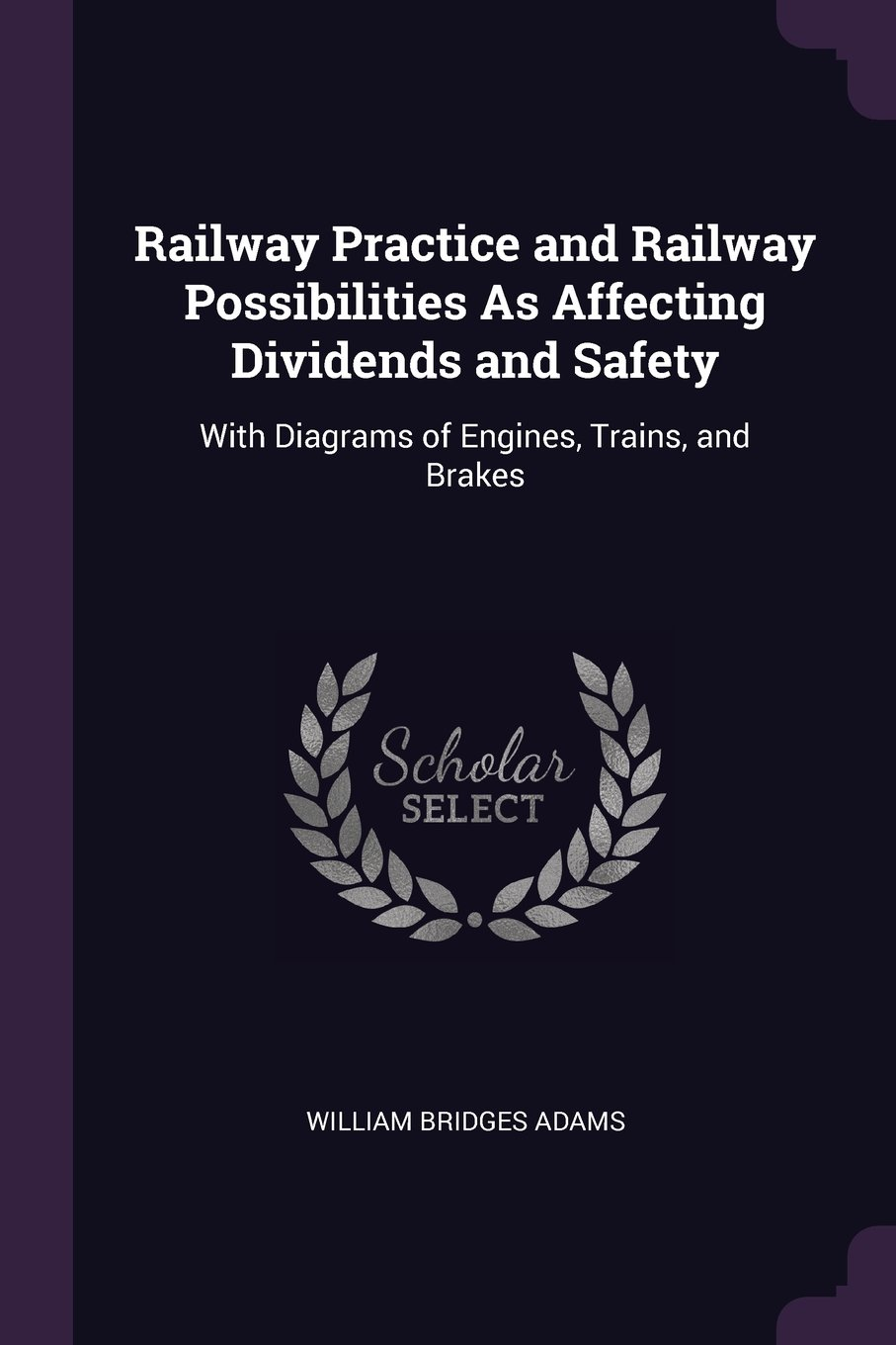 Read Online Railway Practice and Railway Possibilities As Affecting Dividends and Safety: With Diagrams of Engines, Trains, and Brakes PDF