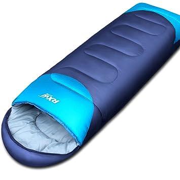 Otoño y Invierno Adulto sacos de dormir al aire libre Camping solo saco de dormir doble
