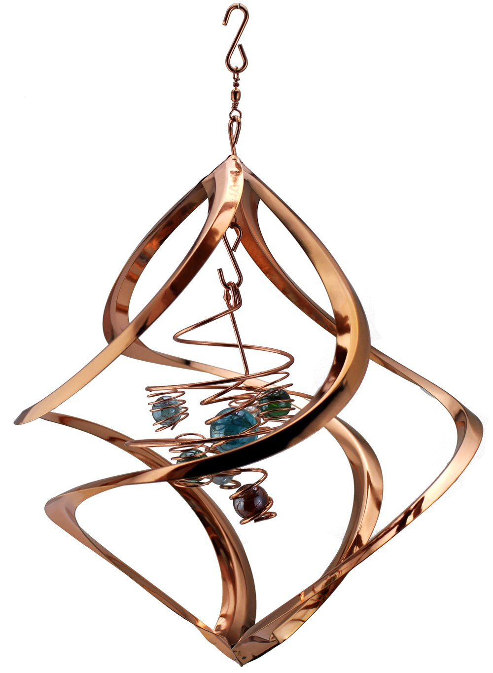 Garden Decor - Varies Options (Wind Spinner - Gold)