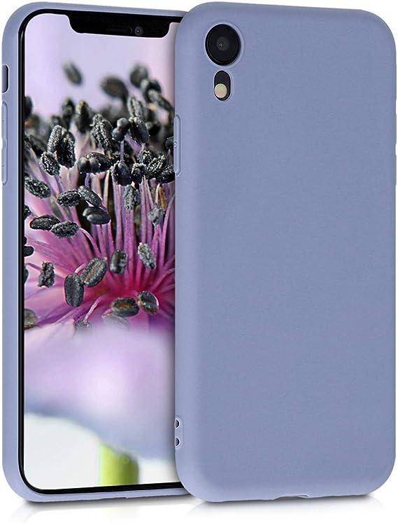 Cover iPhone 6 -6s TPU Silicone opaca