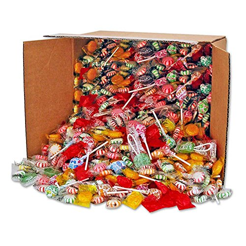 (Hard Candy and Lollipop Mix 30 lb case )