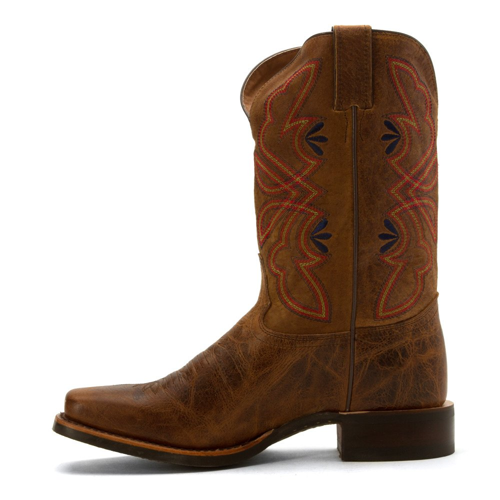f6801d20b3d Tony Lama Pánská Lockhart 3R Round Stockman Boot Round 14409 B073JRW7Q4 Toe  - 3R1131 Honey  Miel adbe2af