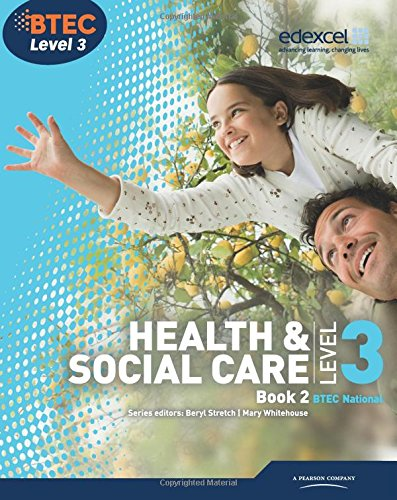 btec level 3 health social care unit Unit 4222-264 diploma level 3 in health and social care essay infection are, the health and safety at work act, coshh, the health and social care act of 2008: code of practice for health and adult social care on the prevention and control of infections and related guidance, the health and social care act (regulated activities) and the essential standards.