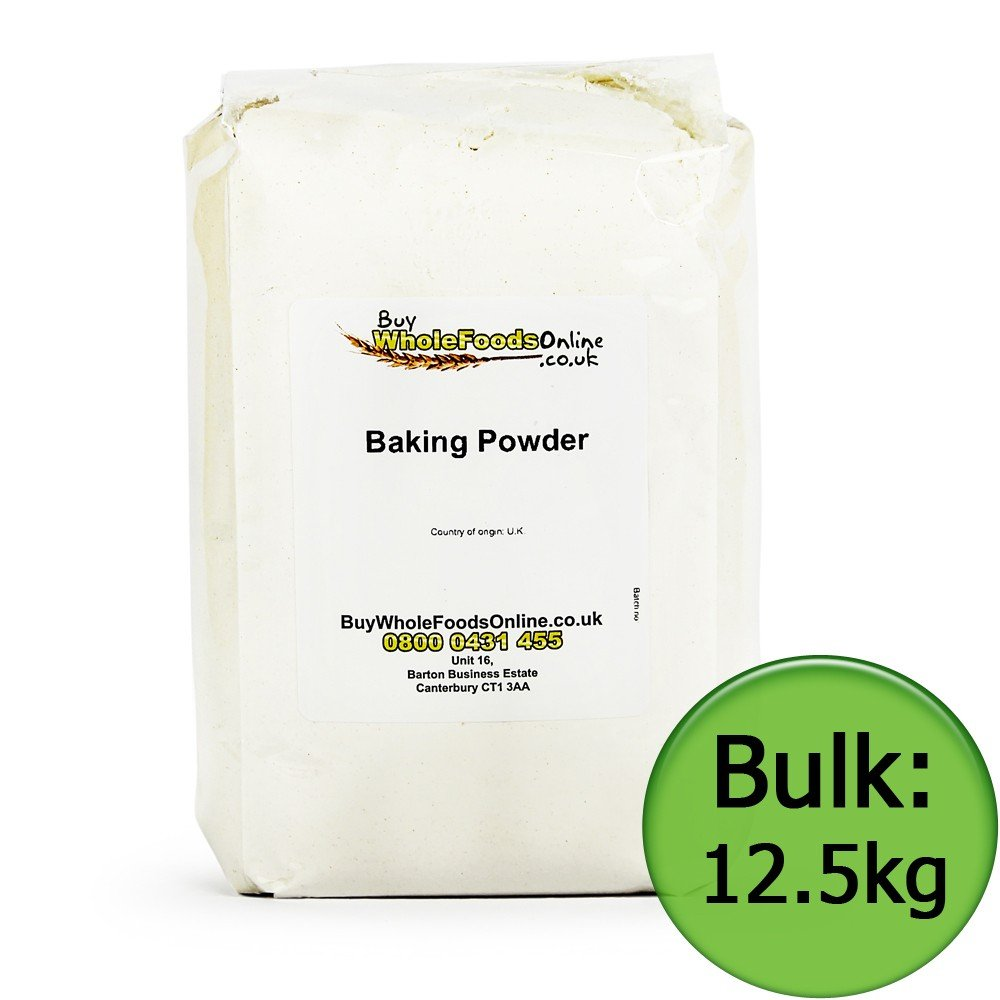 Baking Powder 25kg Bulk