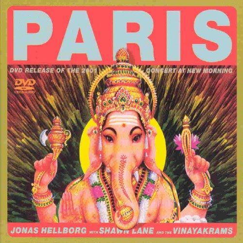 Jonas Hellborg - Paris (DVD)