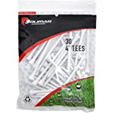 Orlimar 4-Inch Golf Tees 30-Pack (White)