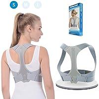 Tfheey Brand Corrección de Postura, Posture Corrector para Mulheres e Homens Ajustável Na Parte Superior Das Costas Postura Corrector Brace Postura Terapêutica Da Parte Superior do Corpo Preparem