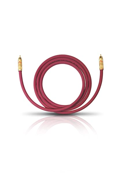 OEHLBACH 1m NF 214 Master Set cavo audio 2 x RCA Antracite