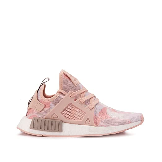 Adidas NMD XR1 Womens in Vapour Grey/Ice Purple/Off White, 6.5
