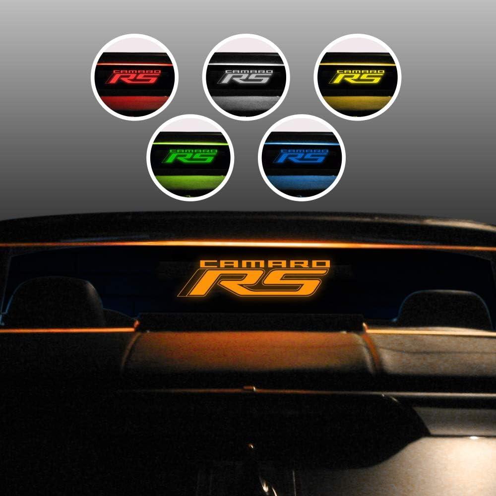 Controls Backdraft Air Flow Amber LED Illumination Windrestrictor ...