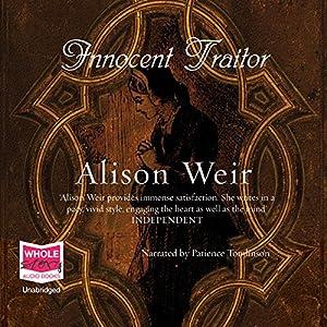 Innocent Traitor Audiobook