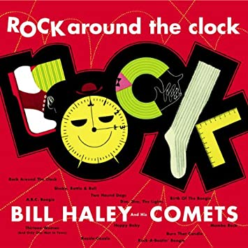 Amazon | Rock Around the Clock | Haley, Bill | 輸入盤 | 音楽
