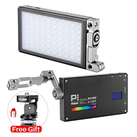 Luz P1 RGB Led Video P1 2500K-8500K Regulable Fotografía de ...