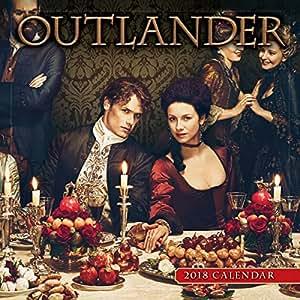 Outlander 2018 Mini Calendar (CS0200)