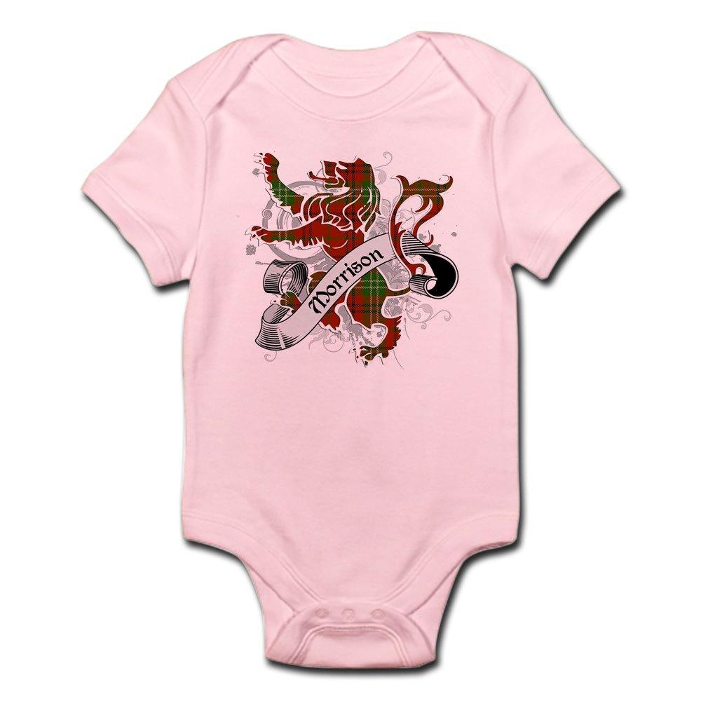 CafePress - Morrison Tartan Lion - Cute Infant Bodysuit Baby Romper
