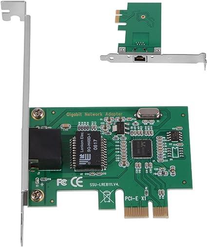 Rtl8111 10 100 1000 Mbps Pci E Gigabit Ethernet Lan Computers Accessories